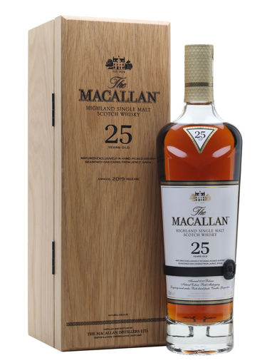 MACALLAN SHERRY OAK 2019 25 YEARS