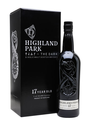 HIGHLAND PARK THE DARK 17 YEARS 高原騎士威士忌