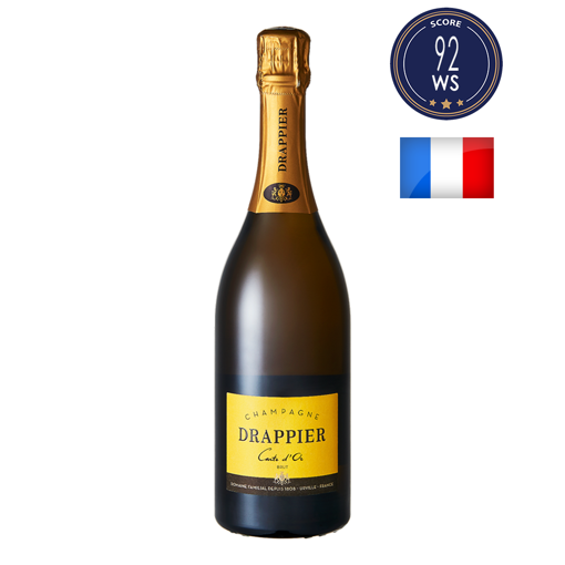 Drappier Carte d'Or Brut, Champagne (法國香檳區香檳酒 - Champagne)