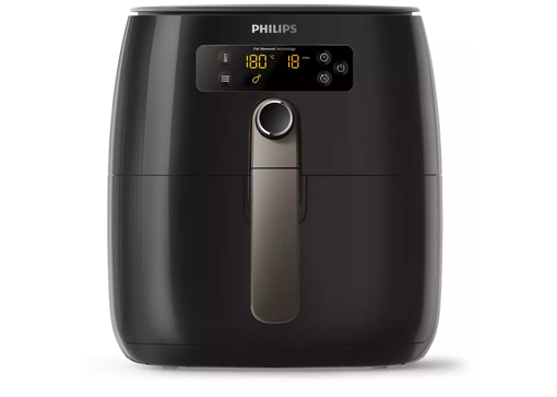 Philips 飛利浦 Airfryer  Twin TurboStar  健康空氣炸鍋 (HD9743/11) - Jetour Mall