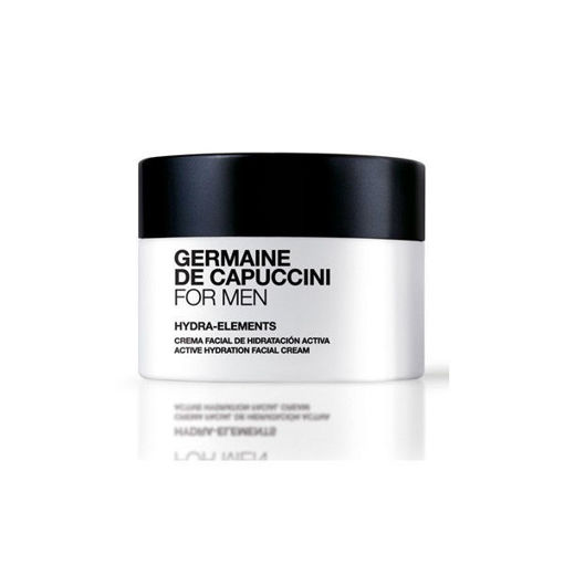 (男仕系列) Germaine De Capuccini – Hydra Elements Active Hydration Facial Cream  維C水潤霜 50ml