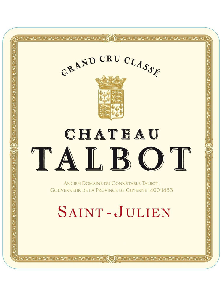 Chateau Talbot | Bordeaux - Saint Julien